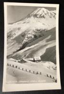 Zürs Am Arlberg/ Luz Hotel Zürserhof/ Aufstieg Skiläufergruppe - Zürs