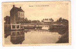 B-7443   BEERSSE : De Brug En Kanaalzicht - Beerse