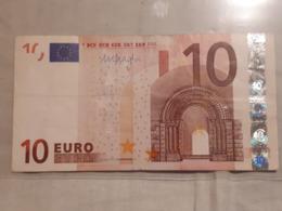 BILLET 10 EUROS NEUF - EURO