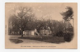 CPA Verneuil Sur Avre Ecole Des Roches Infirmerie Et Vestiaire De La Guichardière Précurseur - Verneuil-sur-Avre