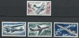Gabon YT PA 7-10 XX / MNH Aviation - Gabon (1960-...)