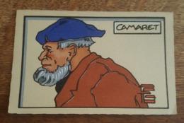 Illustrateur G. Géo Fourrier - Vieux Langoustier De Camaret - Breiz Izel - Mini Corne Bas Droit - Port Compris - Fourrier, G.