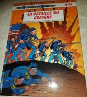 La Bataille Du Cratère, Les Tuniques Bleues, De Lambil Et Cauvin, Dupuis, 2019 - Tuniques Bleues, Les