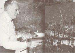 ANGERS - Marcel AZÉMA-BILLA - Peintre - (dédicacée) - Angers