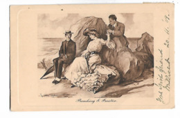 "C  Allan  Gilbert  -  "" Preaching & Practice  "" - Illustratori & Fotografie"