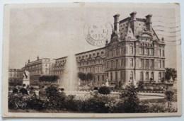 CP2514 - Paris - La Pavillon De Flore Au Jardin Des Tuileries - Ecrite - Autres Monuments, édifices