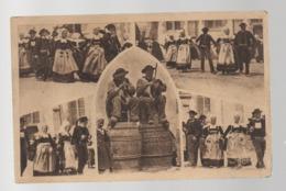 CP27027 - Beuzec - Danses De Bretagne - Ecrite - Beuzec-Cap-Sizun