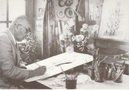 ANGERS Jean-Adrien MERCIER - Peintre Aquarelliste - (dédicacée) - Angers