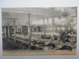 76     SEINE MARITIME      LE HAVRE    Salon D'un Steamer De La Compagnie Générale Transatlantique - Le Havre