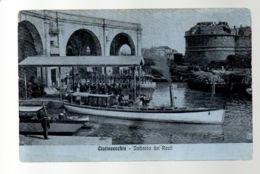 CP27304 - Civitavecchia - Imbarco Del Reali - Neuve - Civitavecchia