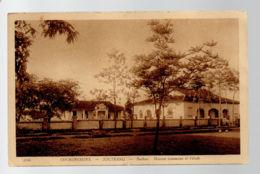 CP27311 - Soctrang - Bothao – Maison Commune Et L'Ecole - Ecrite - Viêt-Nam