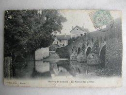 BOUSSY SAINT ANTOINE - Le Pont Et Les Arches - Francia