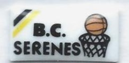 BASKET - B12 - BC SERENES - Verso : THOSCA - Basketball