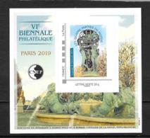 2019-80 **MNH - VI° Biennae Philatélique à Paris - CNEP