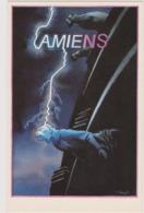CABANES Max  - Bande Dessinée Gargouille Cathedrale Amiens Auteurs Dans La Ville Orage  - CPM 10,5x15 TBE 1986 Neuve - Künstlerkarten