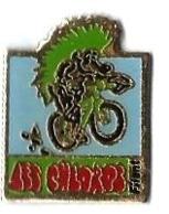 CYCLISME - C40 - ASS CHLOROS ! - HERISSON - Verso : SM - Wielrennen
