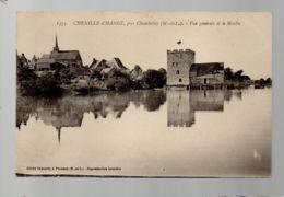 CP29177 - Chenillé-Changé - Vue Générale Et Le Moulin - Ecrite - Frankreich
