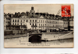 CP29330 - Nantes - Le Pont De L'Erdre, Au Confluent De La Loire Et De L'Erdre - Voyagée - Nantes