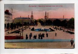 CP29332 - Nantes - Place De La Duchesse-Anne, Vers Le Sud - Ecrite - Nantes