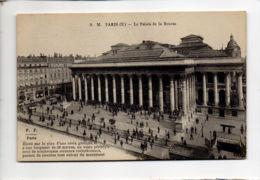 CP29352 - Paris - Le Palais De La Bourse - Voyagée - Autres Monuments, édifices