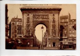 CP29358 - Paris - La Porte Saint-Denis - Ecrite - Autres Monuments, édifices