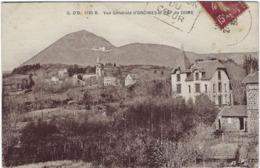 63  Orcines Et Le Puy De Dome  Vue Generale - Otros Municipios
