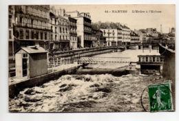 CP30035 - Nantes - L'Erdre à L'Ecluse - Voyagée - Nantes