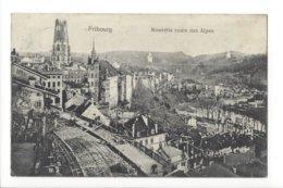 23566 - Fribourg Nouvelle Route Des Alpes - FR Fribourg