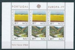 Portugal 1977 Yvert Bloc 20 ** Europa 1977 - Europa-CEPT