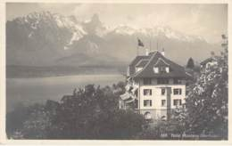 Oberhofen - Hotel Montana 1914 - BE Berne
