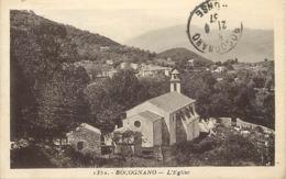 -dpts Div-ref-AN699- Corse Du Sud - Bocognano - L Eglise Et Le Village - Edit. Tomasi - N° 1352 - - Frankrijk