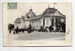 CP32075 - Paris - Le Petit Palais - Voyagée - Autres Monuments, édifices