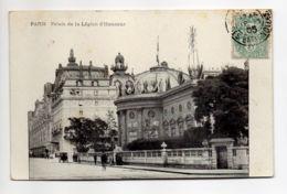 CP32076 - Paris - Palais De La Légion D'Honneur - Voyagée - Autres Monuments, édifices