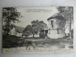 SAULX LES CHARTREUX - Château De Monthuchet - Le Pavillon - France