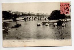 CP32091 - Paris - L'Ecluse De La Monnaie - Voyagée - France