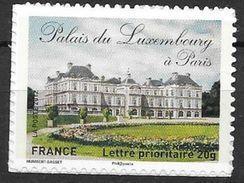 France 2012 Timbre Adhésif Neuf** N°730A Palais Du Luxembourg à La Faciale - KlebeBriefmarken