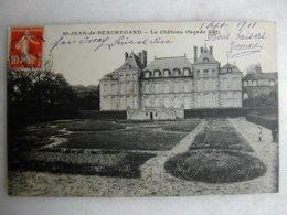 SAINT JEAN DE BEAUREGARD - Le Château - Façade Est - Other Municipalities