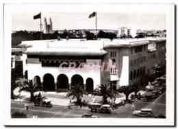 CPSM Maroc Casablanca La Poste Et Les Services Postaux - Casablanca