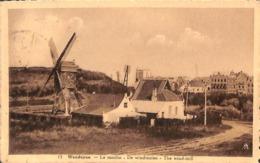 Wenduine Wenduyne - Le Moulin De Windmolen (Phototypie D'Art Jacobs 1934) - Wenduine