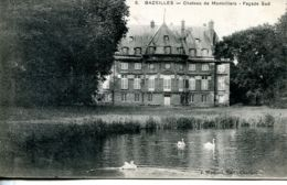 N°76320 -cpa Bazeilles -château De Montvilliers - - France