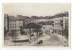 23574 - Lausanne Ecole Normale Bugnon Et Montagibert Tram - VD Waadt