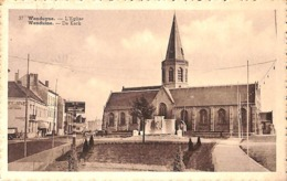 Wenduine Wenduyne - L'Eglise De Kerk (Edit. Gegy) - Wenduine