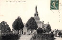 Thematiques 35 Ille Et Vilaine La Baussaine L'Eglise - France