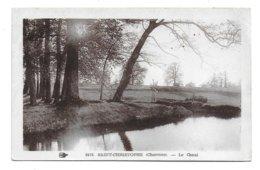 16 – SAINT-CHRISTOPHE : Le Canal N° 3478 - Autres Communes