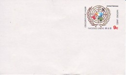 NATIONS-UNIES : Entier Postal Neuf - VN