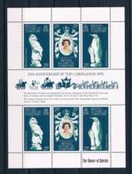 Britisches Antarktis - Territorium1978 Königin Mi.Nr. 71/73 Kleinbogen ** - Ungebraucht