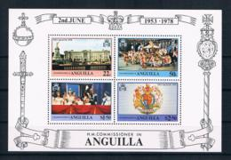 Anguilla 1978 Königin Block 21 ** - Anguilla (1968-...)