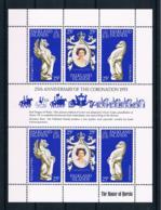 Falklandinseln 1978 Königin Mi.Nr. 272/74 Kleinbogen ** - Falkland Islands
