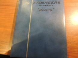 CLASSEUR FRANCE MONDE  SAAR  MAURITIUS ESPAGNE TIMBRES **   OBLITERES  BLOCS  ENSEMBLE TRES PROPRE - Collections (en Albums)