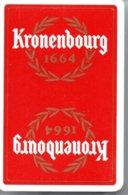 Bière Beer Kronenbourg  Jeu  De 32 Cartes Publicitaire - 32 Cards